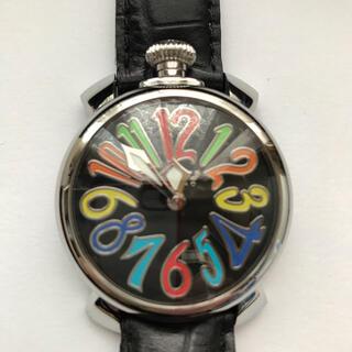 ガガミラノ(GaGa MILANO)のガガミラノ マヌアーレ 40mm 5020.2マルチカラー 国内正規品 電池新品(腕時計)