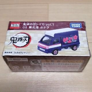 Takara Tomy - 鬼滅の刃トミカ vol.1 05 栗花落 カナヲ (SUBARU サンバー)