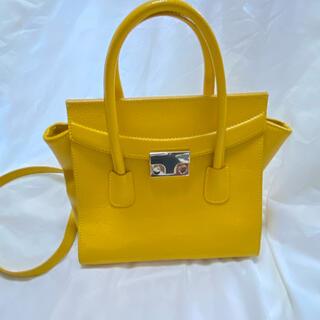アクアガール(aquagirl)のBevini ベビーニ ショルダーバッグ  (yellow)(ショルダーバッグ)