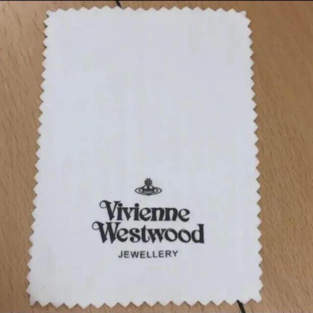 Vivienne Westwood(ヴィヴィアンウエストウッド)のヴィヴィアン ディアマンテピアス 赤 レディースのアクセサリー(ピアス)の商品写真