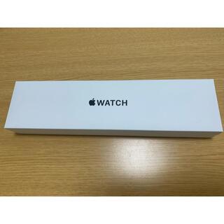 Apple Watch - Apple Watch SE 40mm スペースグレイ
