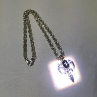 エムズコレクション(M's collection)のエムズコレクション ブラックスターネックレスL(ネックレス)