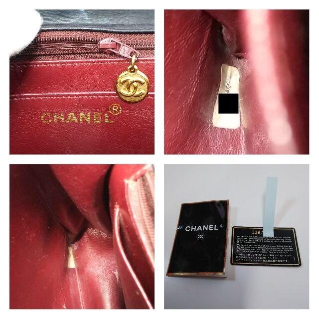 CHANEL(シャネル)の カメリア様専用 シャネル デカマトラッセ QJ032 レディースのバッグ(ショルダーバッグ)の商品写真