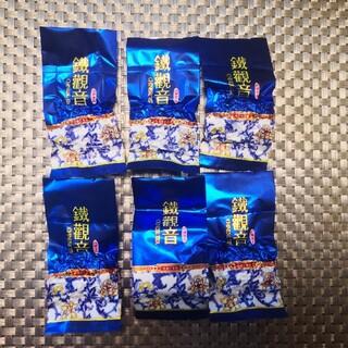 お試し鉄観音茶6パック #ウーロン茶#烏龍茶#鉄観音(茶)