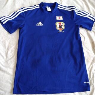 アディダス(adidas)のサッカー 日本代表? tシャツ(応援グッズ)