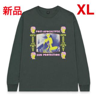 【新品】Brain dead(ブレインデッド) L/S Tee XLサイズ(Tシャツ/カットソー(七分/長袖))