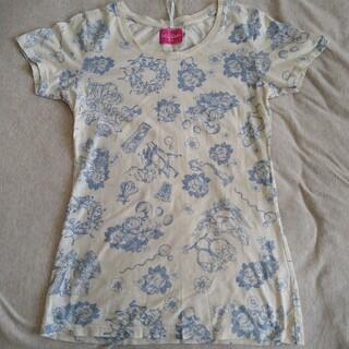 ディズニー(Disney)の不思議の国のアリス 半袖(Tシャツ(半袖/袖なし))