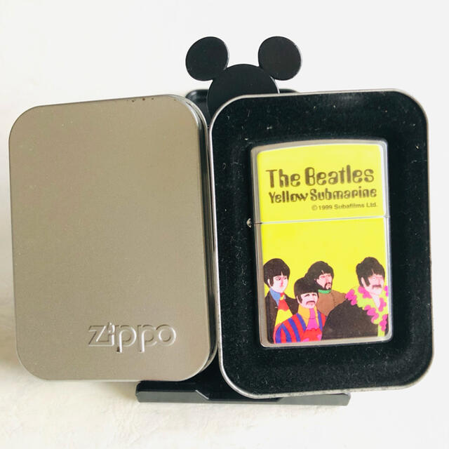 ZIPPO(ジッポー)のZIPPO ジッポーライター メンズのファッション小物(タバコグッズ)の商品写真