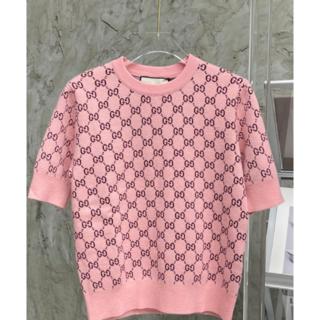 Gucci - 【GUCCI】GGロゴ セーター M