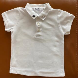 familiar - ファミリア  ポロシャツ 90