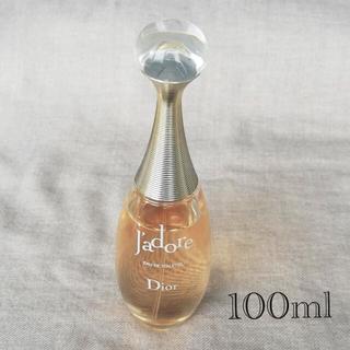 ディオール(Dior)のクリスチャンディオール ジャドール オードトワレ 100ml(ユニセックス)