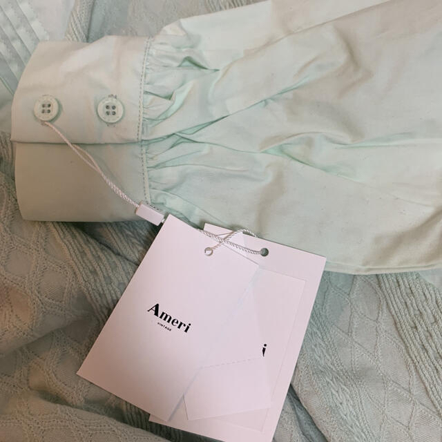 Ameri VINTAGE(アメリヴィンテージ)の✴︎ ameri vintage vest docking shirt ✴︎ レディースのトップス(シャツ/ブラウス(長袖/七分))の商品写真