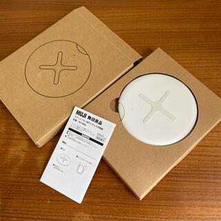 ▪️無印良品 MUJI ワイヤレス充電器 MJ-WQ1▪️