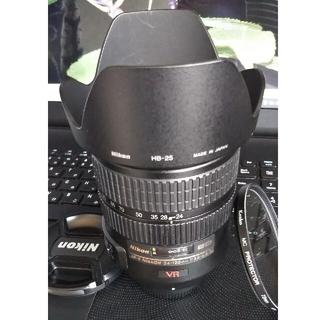 Nikon - ☆並品AF-S Nikkor 24-120mm 1:3.5-5.6G ED VR