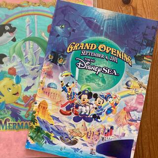ディズニー(Disney)のdisney ディズニー アリエル ディズニーシー ノート(キャラクターグッズ)