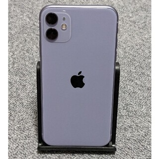 Apple - iPhone11 64GB パープル バッテリー残98%