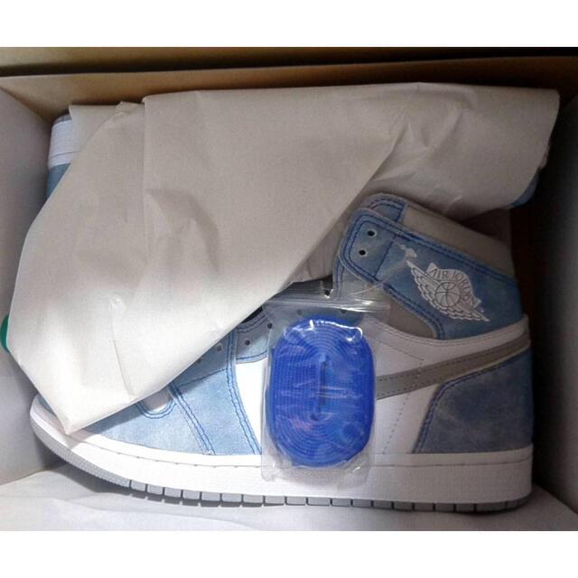 NIKE(ナイキ)のAIR JORDAN1 HYPER ROYAL 27.5cm メンズの靴/シューズ(スニーカー)の商品写真
