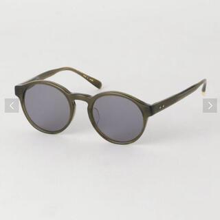 UNITED ARROWS - BLANC.★サングラス B0013★定価¥27,500