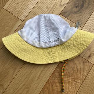 mont bell - モンベル ベビー帽子