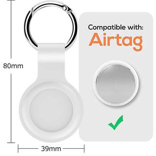 AMOVO Airtag 用 保護カバー ロケーショントラッカー 保護ケース