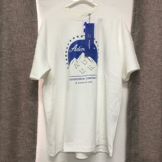 MAISON KITSUNE' - アダーエラー adererror 2019FW Tシャツ オーバーサイズA1