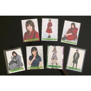 ケヤキザカフォーティーシックス(欅坂46(けやき坂46))の尾関梨香 生写真 バラ(女性タレント)