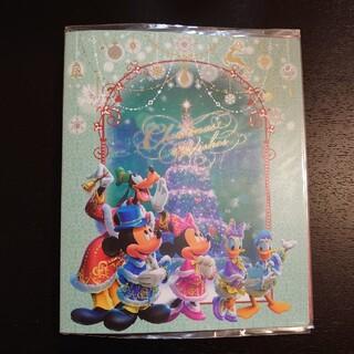 ディズニー(Disney)の【未使用】ディズニーシー クリスマス フォトアルバム(キャラクターグッズ)