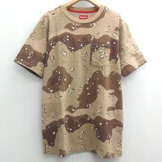 Supreme - Supereme シュプリーム Pocket CAMO TEE Tシャツ 迷彩