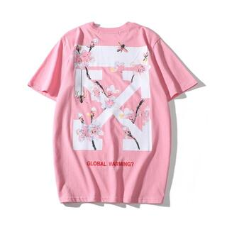 OFF-WHITE - 21SS人気商品OFF-WHITE Tシャツ 男女兼用 S07