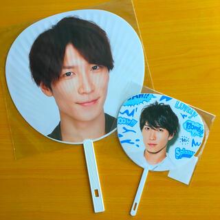 Johnny's - 渡辺翔太 サマパラ ミニうちわ ジャニーズJr.祭り2018 ジャンボうちわ