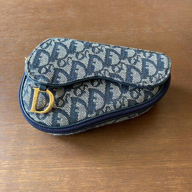 Christian Dior(クリスチャンディオール)のクリスチャンディオール トロッターポーチ レディースのファッション小物(ポーチ)の商品写真