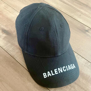Balenciaga - BALENCIAGA 定番 ロゴキャップ バレンシアガ バレンシアガキャップ