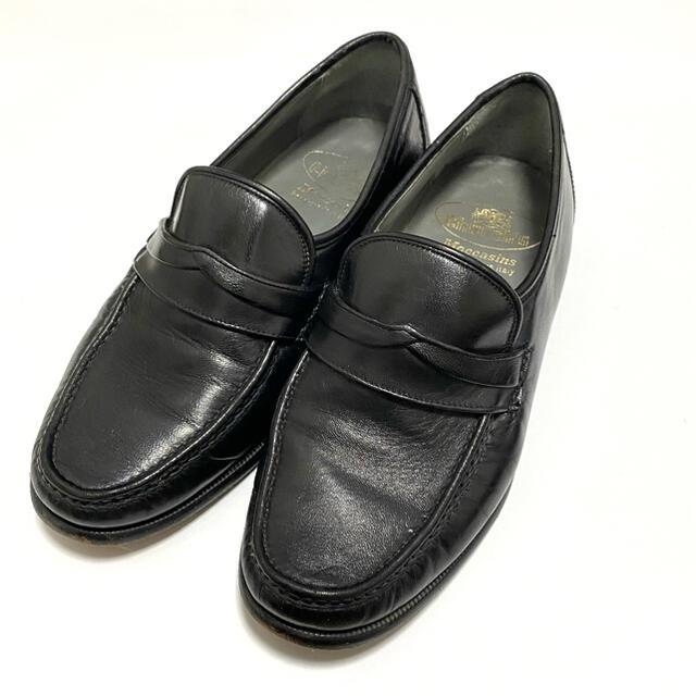 Church's(チャーチ)のCHURCH'S チャーチ イタリア製 MOCCASINS レザー ローファー メンズの靴/シューズ(スリッポン/モカシン)の商品写真