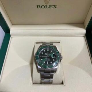 ROLEX - ロレックス サブマリーナ グリーン116610LV