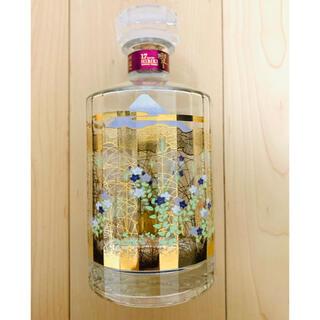 サントリー - サントリー 響17年 意匠ボトル 武蔵野富士 空瓶