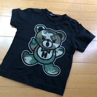 JOEY HYSTERIC - JOEY HYSTERIC  ベア Tシャツ XS