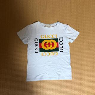 Gucci - GUCCI キッズ シャツ