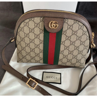 Gucci - GUCCI オフィディア GG ショルダーバッグ