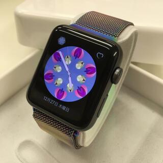 Apple Watch - Apple Watch series2 黒 42mm アップルウォッチ