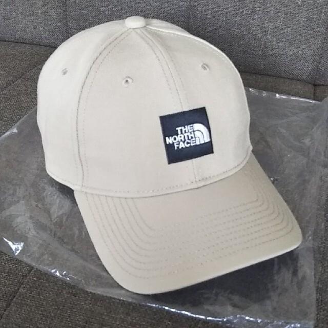 THE NORTH FACE(ザノースフェイス)の新品未使用  スクエアロゴキャップ  ザ・ノース・フェイス メンズの帽子(キャップ)の商品写真