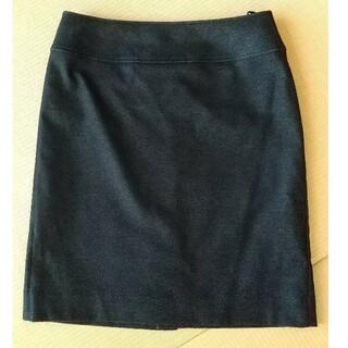 オゾック(OZOC)のOZOC ひざ丈タイトスカート(ひざ丈スカート)