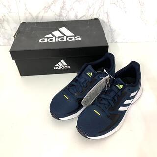 adidas - アディダス キッズ スニーカー 20cm 靴 FY9498 ランニングシューズ