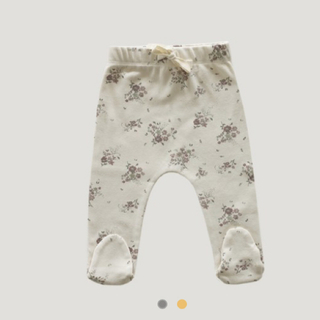 Bonpoint - jamie  kay足つきパンツ★6-12m
