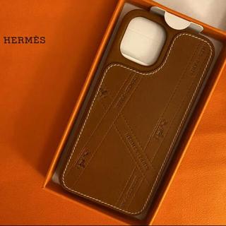 エルメス(Hermes)の【新品未使用】HERMES iPhone 12/12pro レザーケース(iPhoneケース)