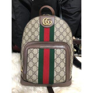 Gucci - 超美品 グッチ オフィディア GGスモールバックパック リュック GUCCI