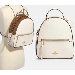 COACH - ☆COACH☆Jordyn Backpack レザー バックパック