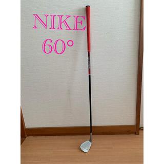 ナイキ(NIKE)のNIKE60°ウェッジ(クラブ)
