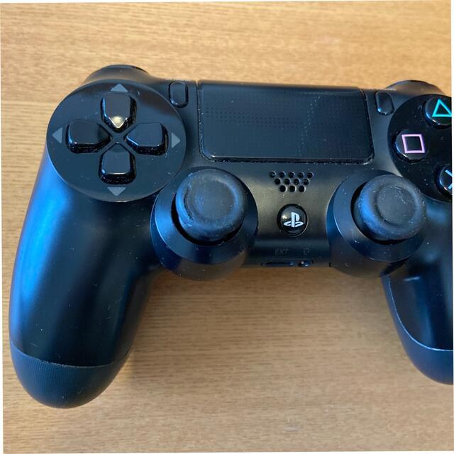 PlayStation4(プレイステーション4)の【本日限定値下げ】PlayStation4 Pro ジェット・ブラック 1TB  エンタメ/ホビーのゲームソフト/ゲーム機本体(家庭用ゲーム機本体)の商品写真