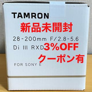 タムロン(TAMRON)のタムロン 28-200mm Model:A071 SONY Eマウント(レンズ(ズーム))