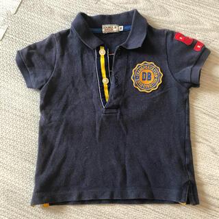 ダブルビー(DOUBLE.B)のダブルビー ミキハウス ポロシャツ 半袖 80(Tシャツ)